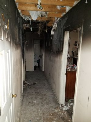 Fire Damage Restoration by United Fire & Water Damage of Louisiana, LLC