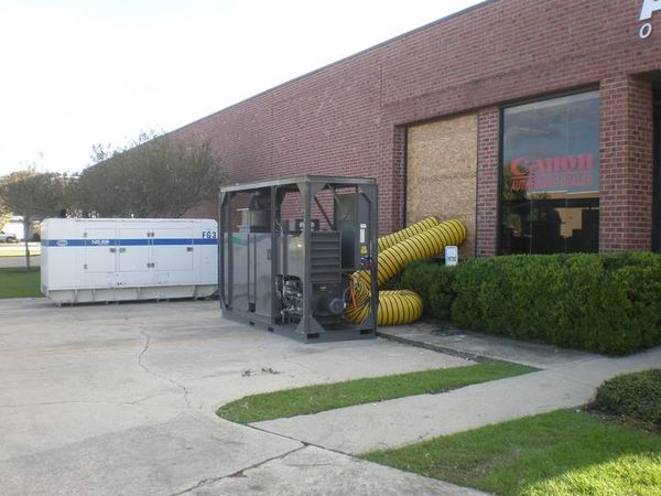 Dry Out Services by United Fire & Water Damage of Louisiana, LLC
